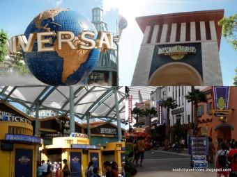 Universal Studios Singapore Apr-10