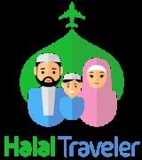Logo Halal Traveler